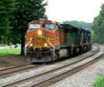 BNSF 4069/NS 204 